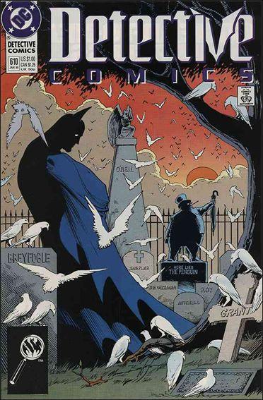 Detective Comics (1937) 610-A by DC