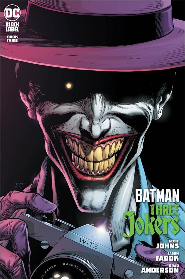 Batman: Three Jokers 3-C by DC Black Label