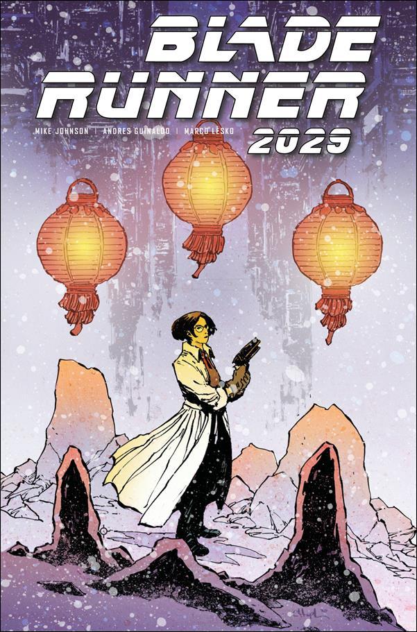 Blade Runner 2029 4-C by Titan