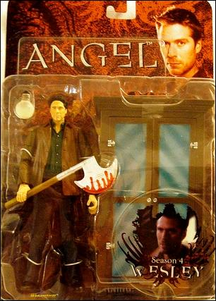 Angel (Series 3) Season 4 Wesley by Diamond Select