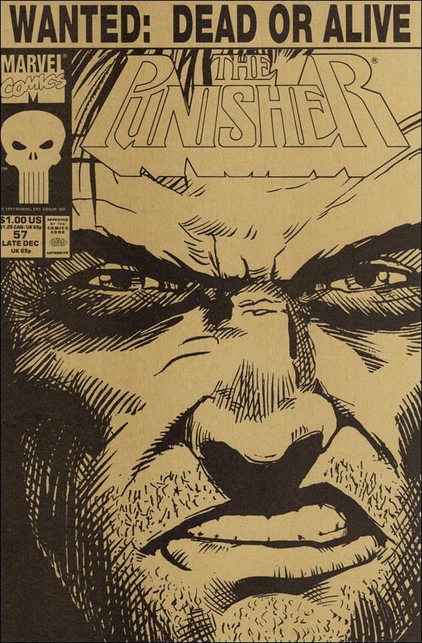 Punisher (1987) 57-A by Marvel