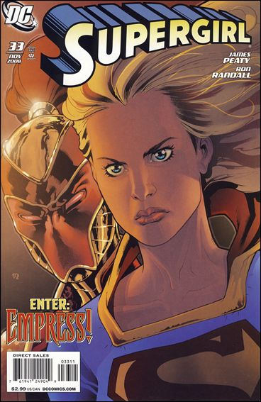 Supergirl (2005) 33-A by DC
