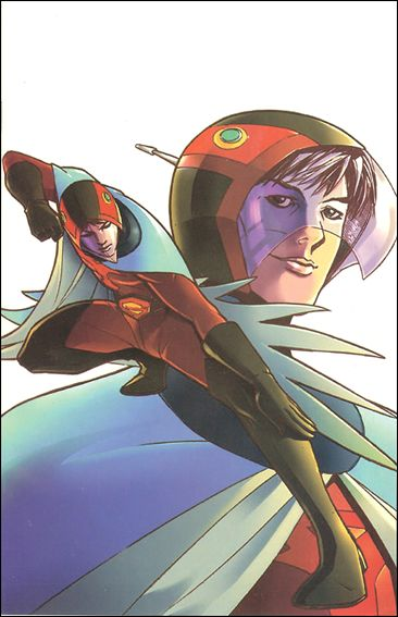 Battle of the Planets (2002) 1-H by Top Cow