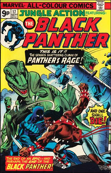 Jungle Action (1972) 17-B by Marvel