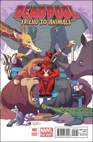 Deadpool (2013) 2-B