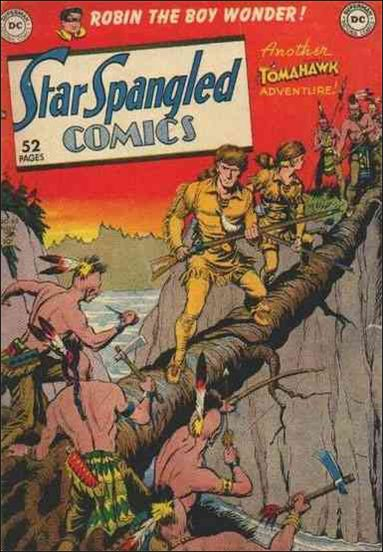Star Spangled Comics (1941) 98-A by DC