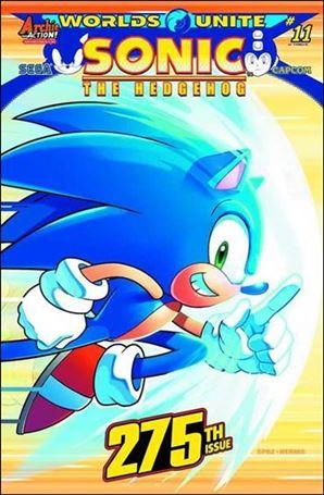 Sonic the Hedgehog (1993) 275-A