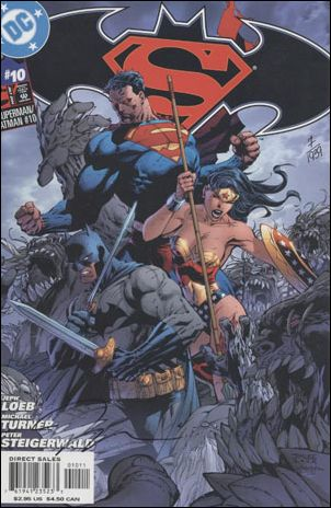 Superman/Batman 10-C by DC