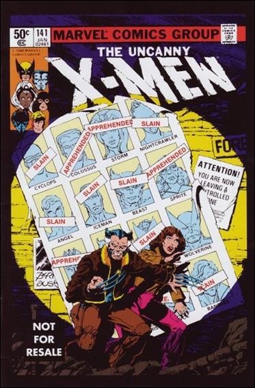 X-Men (1963) 141-C by Marvel