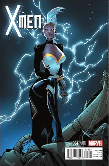 X-Men (2013) 4-B by Marvel