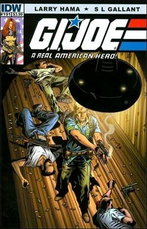 G.I. Joe: A Real American Hero 191-A