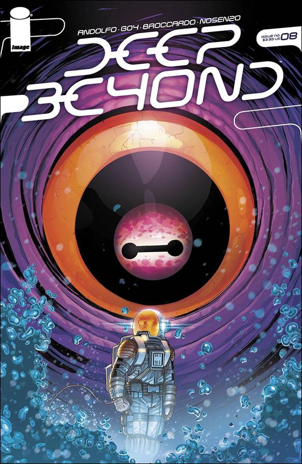 Deep Beyond 8-A by Image