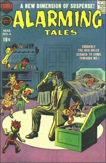 Alarming Tales 4-A by Harvey