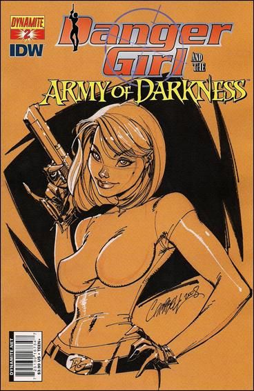 Danger Girl and the Army of Darkness 2-A by Dynamite Entertainment