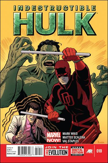 Indestructible Hulk 10-A by Marvel