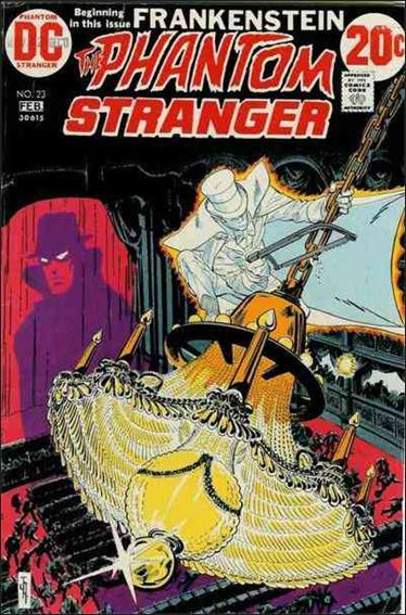 Phantom Stranger (1969) 23-A by DC