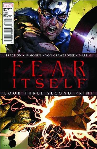 Fear Itself 3-D by Marvel