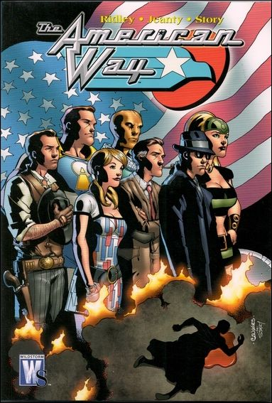 American Way 1-A by WildStorm