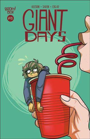 Giant Days 45-A