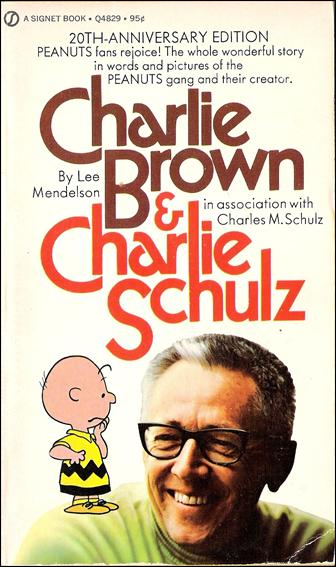 Charlie Brown & Charlie Schulz 1-A by World Publishing Co.
