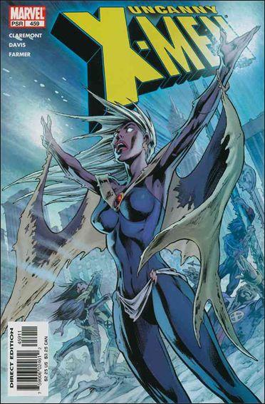 Uncanny X-Men (1981) 459-A by Marvel