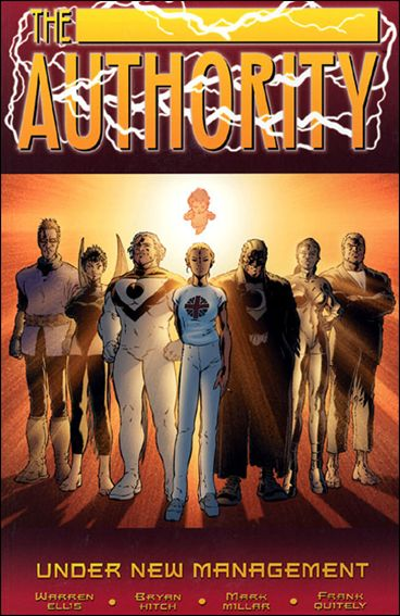 Authority 2-B by WildStorm