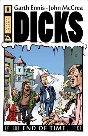 Dicks: End of Time 6-C