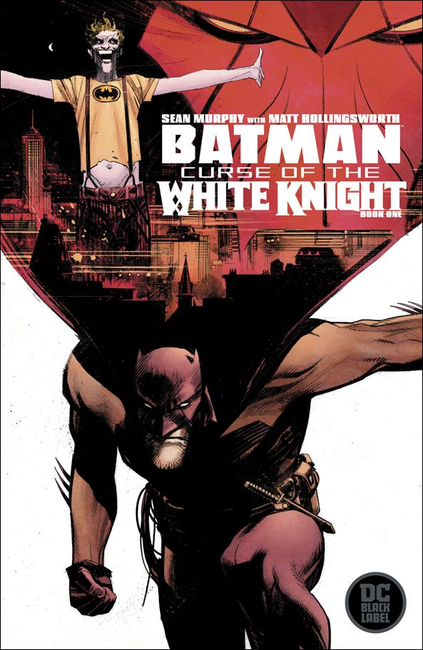 Batman: Curse of the White Knight 1-A by DC Black Label