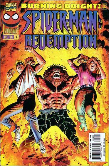 Spider-Man: Redemption 4-A by Marvel