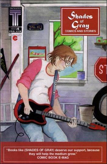 Shades of Gray Comics and Stories 4-A by Tapestry