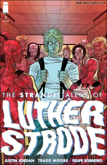 Strange Talent of Luther Strode 2-A by Image