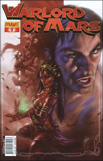 Warlord of Mars 9-B by Dynamite Entertainment
