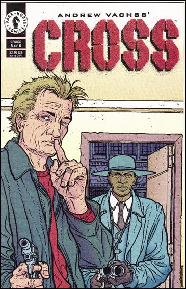 Cross (1995) 5-A by Dark Horse