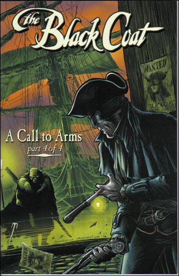 Black Coat: A Call to Arms 4-A by Ape Entertainment