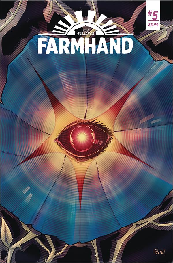 Farmhand 5-A by Image