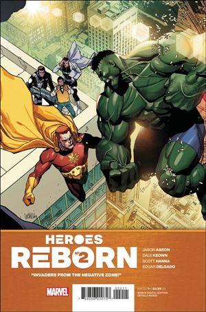 Heroes Reborn (2021) 2-A