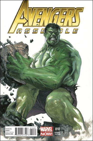 Avengers Assemble (2012) 10-B by Marvel