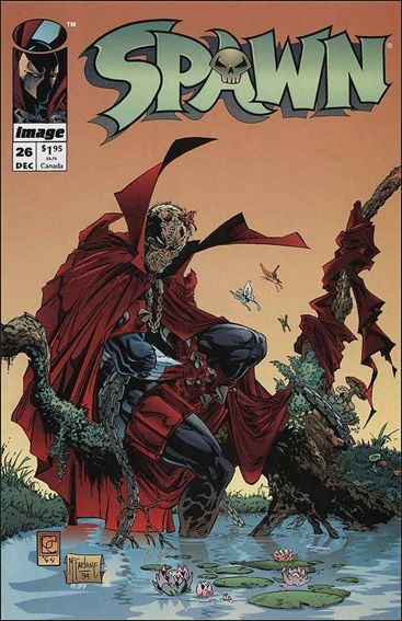 Spawn 26-A by Image