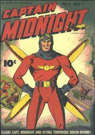 Captain Midnight 8-A