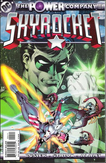 Power Company Skyrocket 1-A by DC