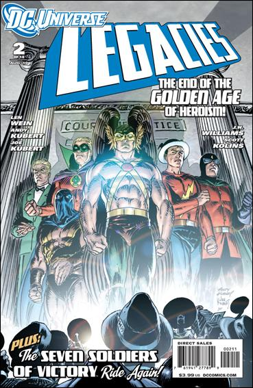 DCU: Legacies 2-A by DC