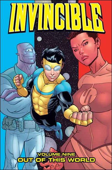 Invincible 9-A by Image
