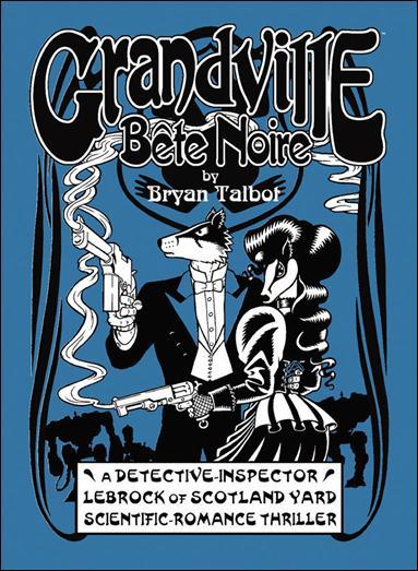 Grandville: Bete Noire 1-A by Dark Horse