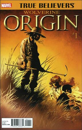 Wolverine: The Origin 1-E