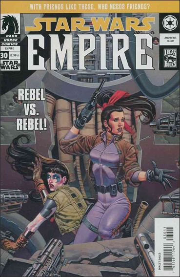 Star Wars: Empire 30-A by Dark Horse