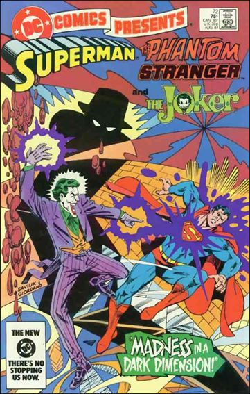 DC Comics Presents 72-A by DC