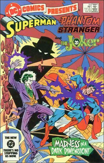 DC Comics Presents 72-A by DC