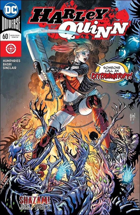 Harley Quinn (2016) 60-A by DC
