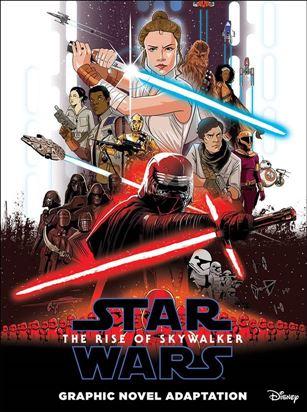 Star Wars: The Rise of Skywalker Graphic Novel Adaptation nn-A