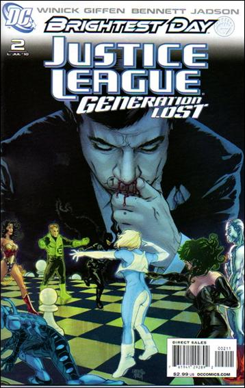 Justice League: Generation Lost 2-A by DC